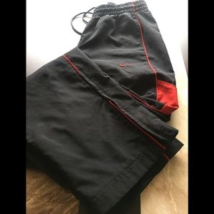 Nike sweatpants size small